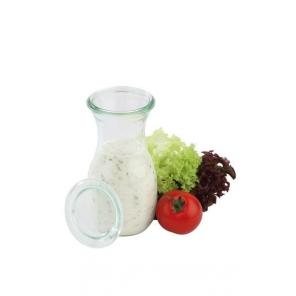 Słoik szklany z pokrywką, poj. 2 l, APS 82328