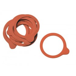 Rubber seal for cans 6 cm...