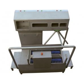 Stacja higieny, urządzenie do mycia i dezynfekcji rąk i mycia podeszw WH214