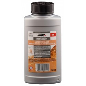 """Preparat do czyszczenia układów spieniających mleko / Profesjonalny """"08"""" 250 ml CAPPUCCINO CLEANER"""