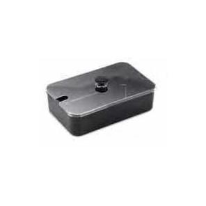 Pojemnik wystawowy czarny 15 x 19 cm, 50001.43595