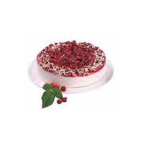 Taca PATERA okrągła biała na tort/ciasta fi 30 cm, 50002.43011