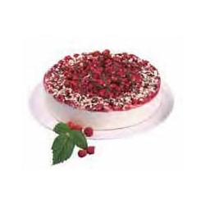 Taca PATERA okrągła biała na tort/ciasta fi 32 cm, 50002.43021