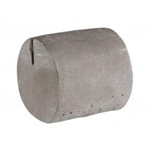 Stojak bufetowy na etykiety, betonowy, wys. 3 cm, zestaw 4 szt., APS 71492