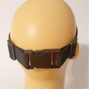 Przyłbica maska ochronna na twarz z regulowaną gumką