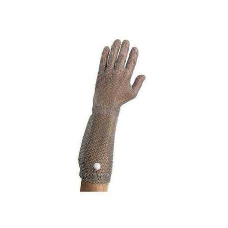 Rękawica stalowa, nierdzewna dla rzeźnika Manulatex TYLKO 2 szt.w tej cenie