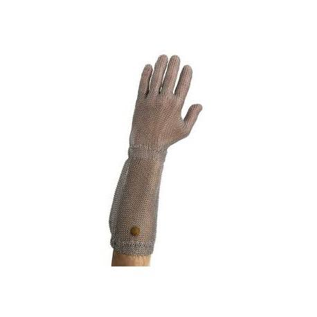 Rękawica stalowa, nierdzewna dla rzeźnika Manulatex TYLKO 1 szt.w tej cenie