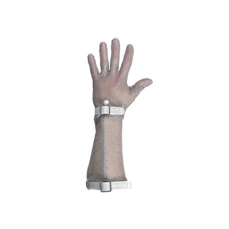 Rękawica stalowa, nierdzewna dla rzeźnika Manulatex TYLKO 4 szt.w tej cenie
