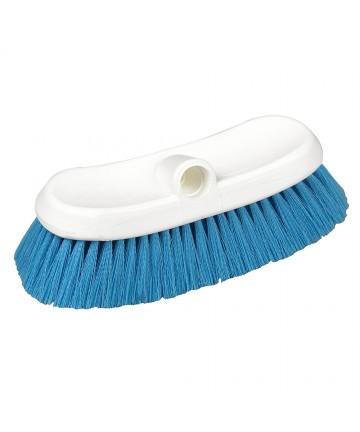 Curved wall brush with...