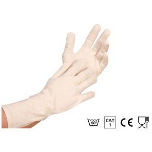 Długie rękawice bawełniane...