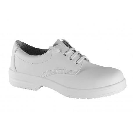 buty BHP białe z atestem do przemysłu spożywczego