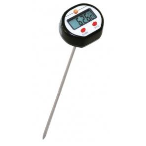 Minitermometr - z sondą zanurzeniowo/ penetracyjną