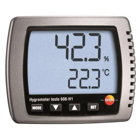 Testo 608 - H1 - miernik wilgotności i temperatury  powietrza