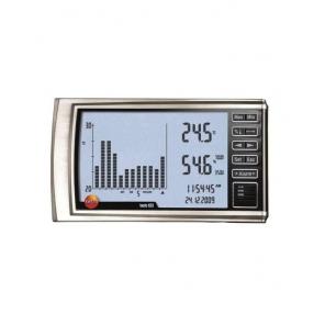 Testo 623 - miernik temperatury i wilgotności względnej z histogramem