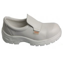 Slip-on work shoes -...