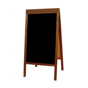 Potykacz kredowy - tablica kredowa 60x115 cm.