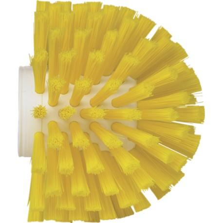 Vikan szczotka cylindryczna do rur i urządzeń, na kij - średnio twarda 135mm.
