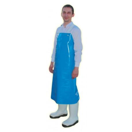 Lekki fartuch roboczy wodoodporny, niebieski